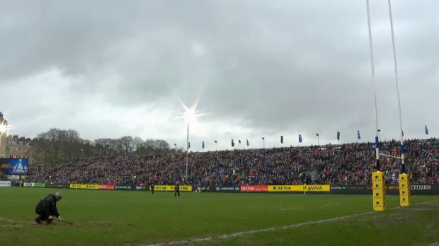 Aviva Premiership - Bath v Warriors