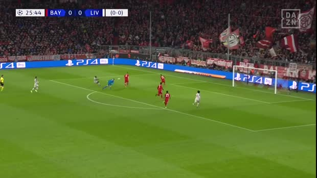 Mane gnadenlos bei Neuer-Patzer   UEFA Champions League