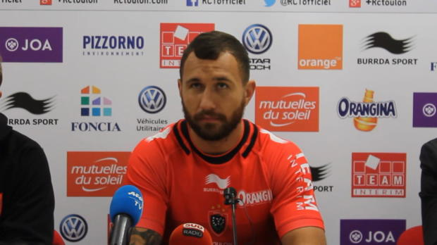 Top 14 - Toulon : Cooper : 'Le club le plus connu du monde'
