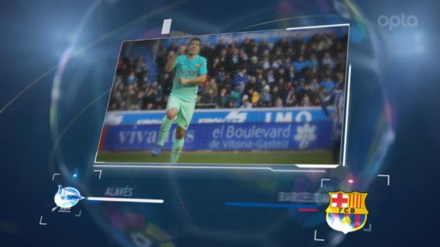 Fünf Fakten nach dem 22. Spieltag in La Liga