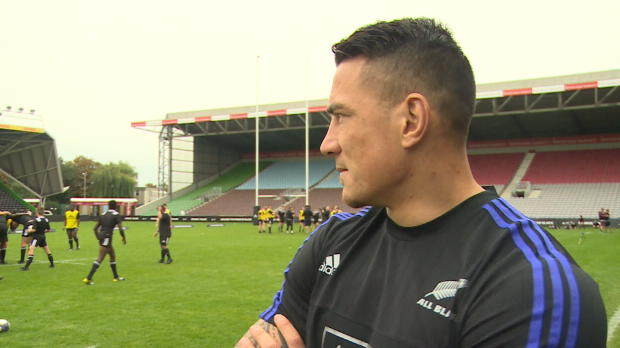 Ne pas �nerver Sonny Bill Williams