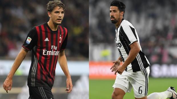 Milan gegen Juve! Locatelli gegen Khedira?