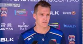 Jets skipper Nigel Boogaard and goalkeeper Jack Duncan review Monday's draw with Melbourne Victory, and look ahead to tonight's clash with Adelaide United.
