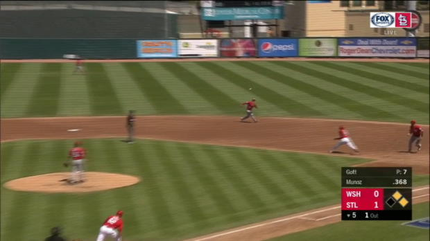 Reynolds turns two in the 5th