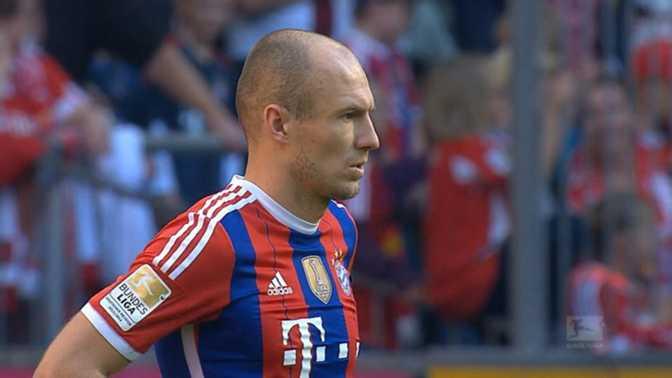 Bundes : Bayern 6-0 Werder