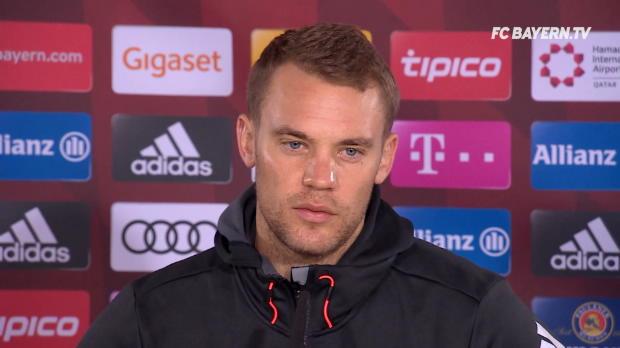 """Neuer vor Augsburg: """"Für jeden unangenehm"""""""