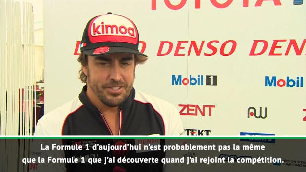 Interview - Alonso vise toujours la Triple couronne