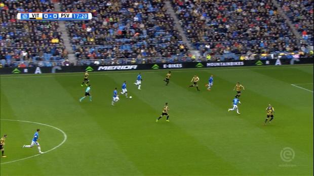 Weiter ungeschlagen: PSV zu stark für Vitesse