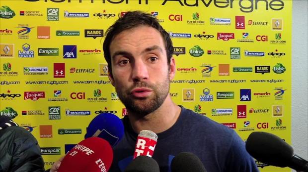 Top 14 - 25e j. : Parra : 'La Coupe du Monde dans un coin de la t�te'