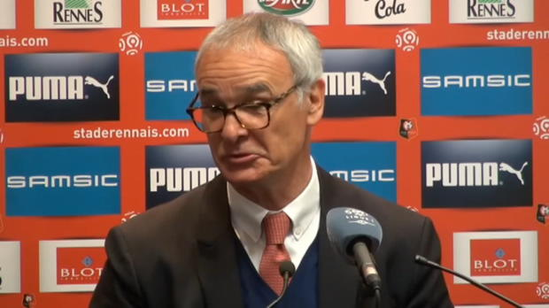Foot Transfert, Mercato L1 - ASM, Ranieri : 'On parle de beaucoup d'entra�neurs'