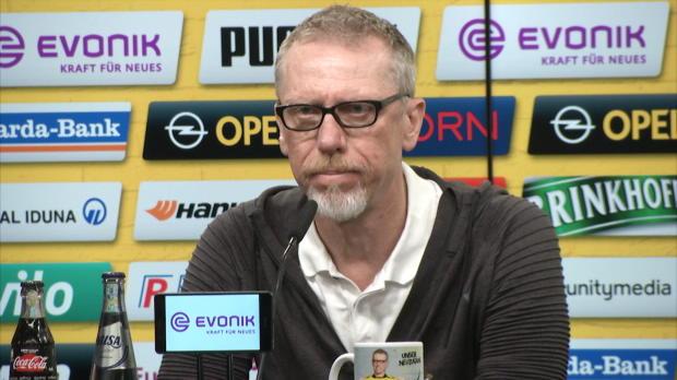 """Stöger vor Leverkusen: """"Haben gutes Gefühl"""""""