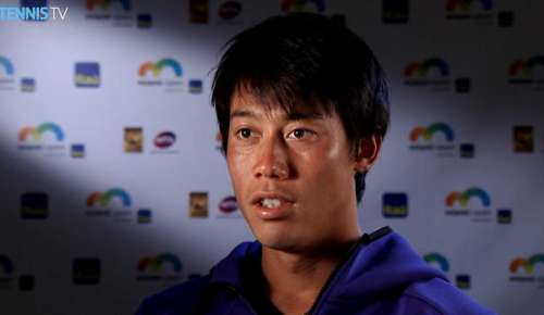 Nishikori Interview: ATP Miami 3R