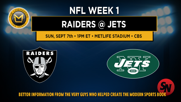 Oakland Raiders at New York Jets