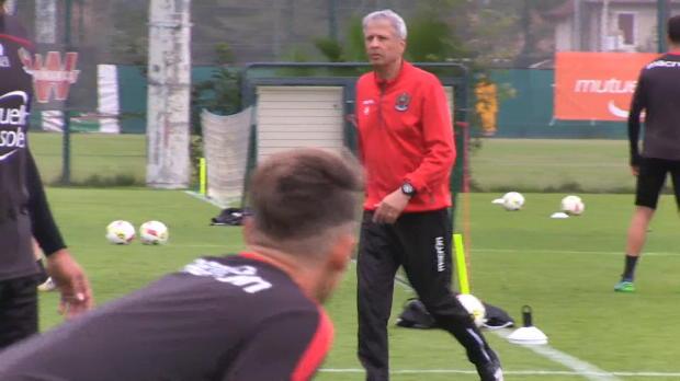 Nice - Favre quitte le club