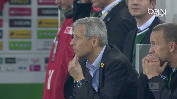 Bundes : M'Gladbach 0-0 Bayern Munich