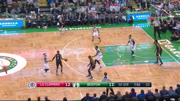 WSC: Chris Paul scores 35 points in loss to the Celtics