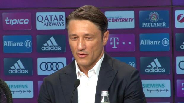 Kovac über Rebic, Boateng und Renato Sanches