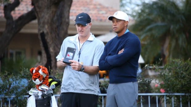 Tiger Woods takes indefinite break from the sport