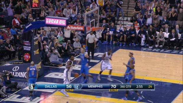 Play of the Day: Jeff Green