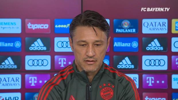 "Kovac stellt klar: ""Boateng wird hier bleiben"""