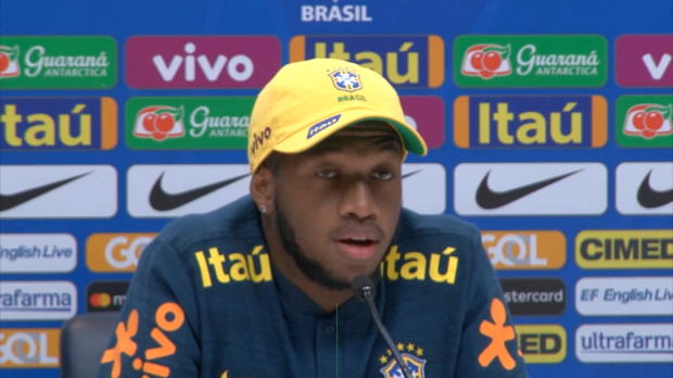 """Fred: Unruhe bei United """"ganz normal"""""""