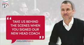 Adelaide United Head of Football Operations, Ante Kovacevic, explains how we signed new Head Coach, Marco Kurz.