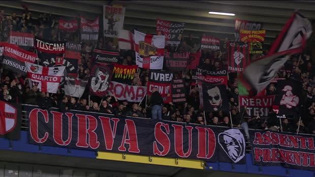 Serie A: Chievo Verona - AC Mailand   DAZN Highlights