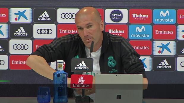 """Zidane: """"Ich stecke in einer scheiß Situation"""""""