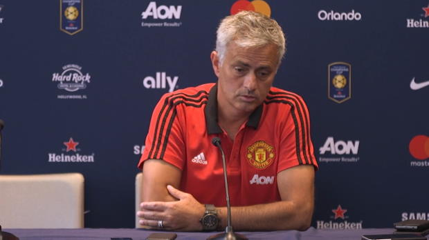 Supercup: Mourinho: Bailly-Bestrafung unfair