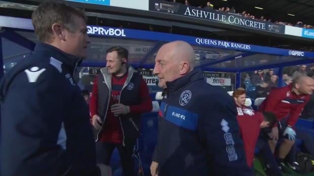 QPR - Bolton