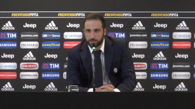 """Higuain: """"Triple mit Juve ist der große Traum"""""""