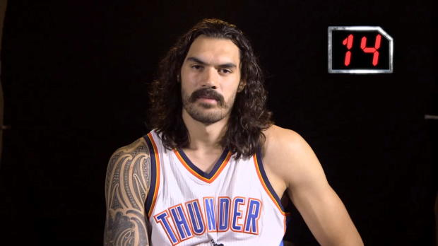 24 Seconds: Steven Adams - NBA World