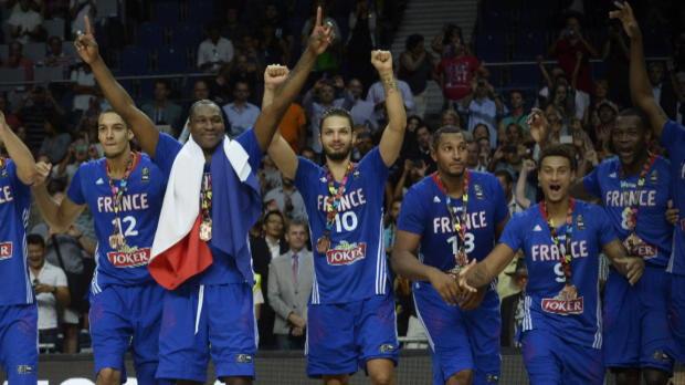 Basket : FIBA - Bleus - Un parcours historique
