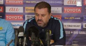 Ange Postecoglou says he's confident the Caltex Socceroos can score plenty of goals in Tuesday night's World Cup Qualifier against Thailand.