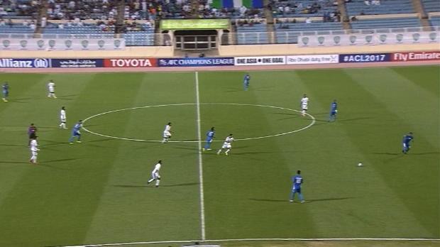 AFC-CL: Kurioses Gegentor nach Torwart-Patzer