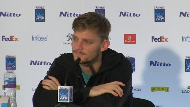 "Goffin bezwingt Federer: ""Bester Sieg"""