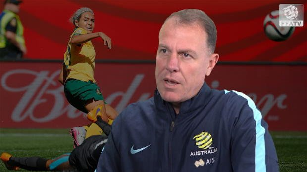 Stajcic: Matildas belief thriving