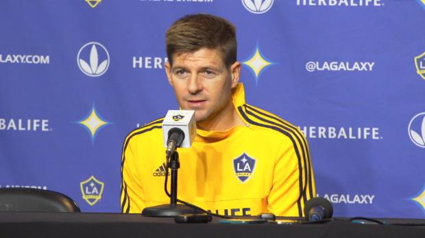 """Gerrard nach Premieren-Tor """"einfach glücklich"""""""