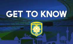 Get to know Jiangsu Suning ahead of the massive AFC Champions League matchday six encounter at Hindmarsh Stadium on Tuesday, 9 May.