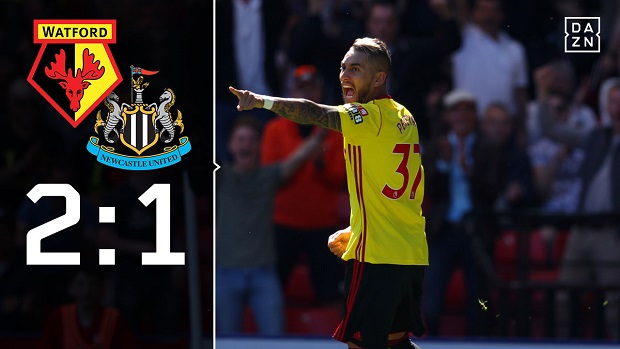Watford - Newcastle