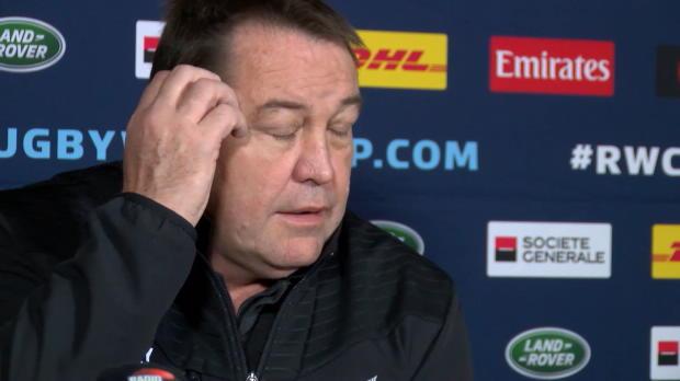 CdM 2015 - Hansen - 'Le Top 14 et la FFR sont d�sunis'?