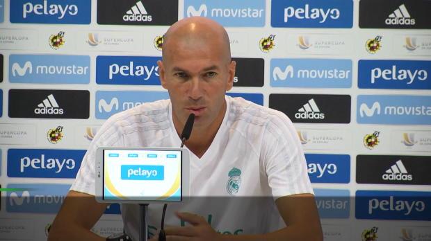 Supercopa: Zwei Spiele! Zidane hadert mit Modus