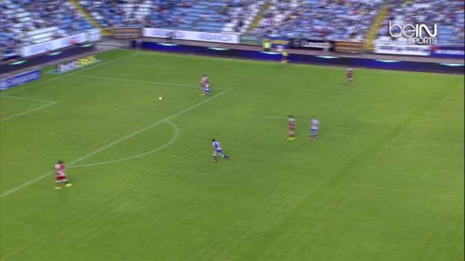 Liga : Deportivo 2-2 Rayo Vallecano