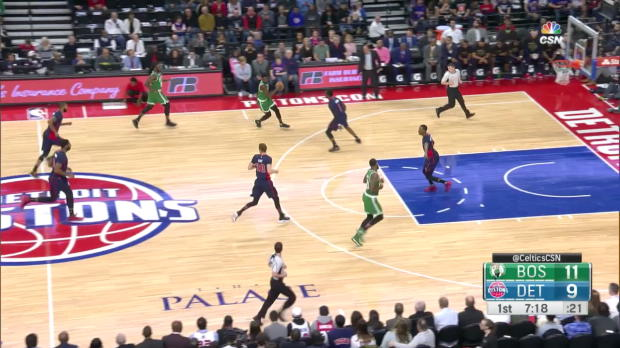 WSC: Highlights: Isaiah Thomas (33 points) vs. the Pistons,
