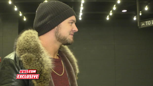 Baron Corbin plans on stealing dreams tonight at WWE Clash of Champions: WWE.com Exclusive, Dec. 17, 2017