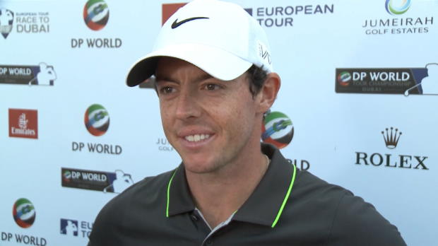I could have scored better - McIlroy