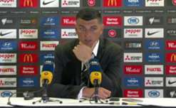 John Aloisi was pleased his side were able to grind out a result despite a poor performance against the Wanderers.