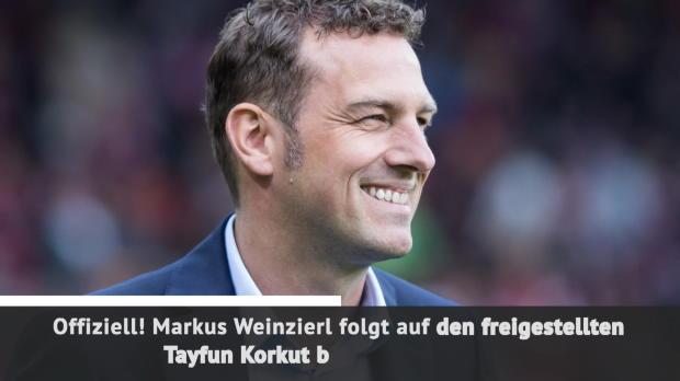 Offiziell! Weinzierl übernimmt VfB Stuttgart