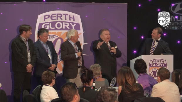 Heritage Match: Perth Glory vs Central Coast Mariners 2016