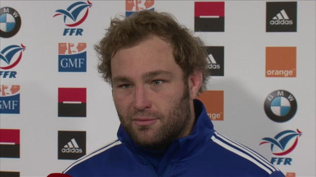 VI Nations - XV de France : Claassen : ''On peut encore remporter le tournoi''
